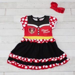 Other - Character Inspired Minnie Boutique Dress